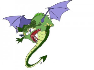 Read more about the article Dragon meets boy – part 1