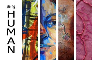 Read more about the article Being Human – exhibition opening Friday 18th May