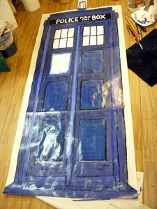 Every Doctor Who fan needs a TARDIS