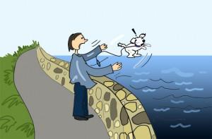Dog Overboard