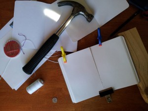 Read more about the article Rebinding a Sketchbook