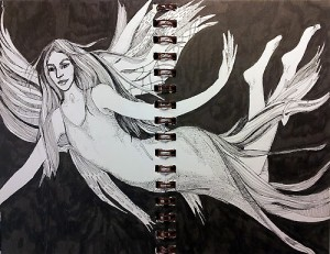 Sketchbook update March 2014