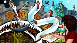 Artistic Journey: DeviantArt Contest