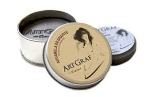 Read more about the article Sketching with ArtGraf – Watercolour Graphite