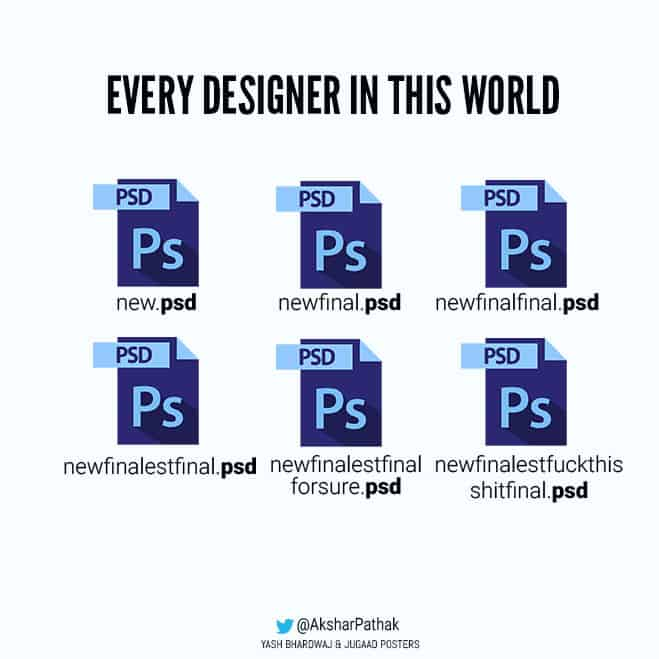 Every Designer in This World