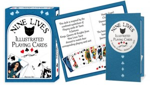 Playing Cards: Links to buy, Images & Interview