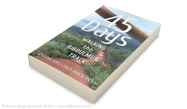 Book cover design Annette Abolins