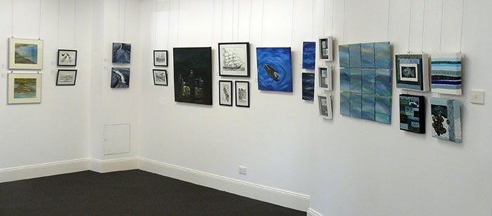 The Bellevue Room at CStudios Gallery