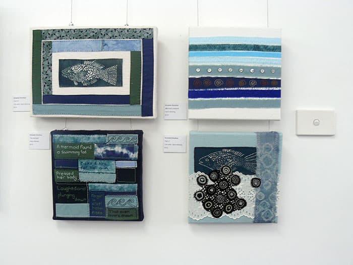 Artworks by Amanda Donohue