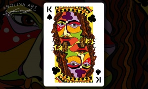 Meet the latest Playing Card: King of Clubs
