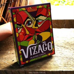 Prototype Decks – First Look at VIZAĜO