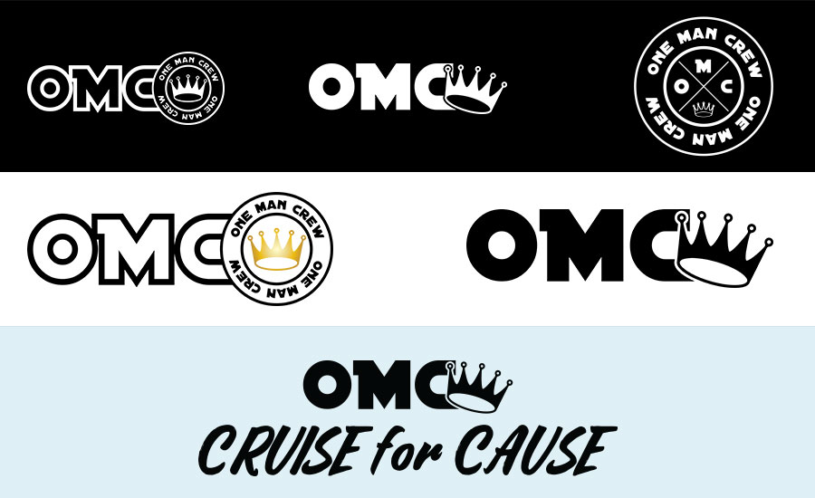 OMC logo designs